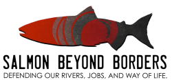 salmon beyond boarders